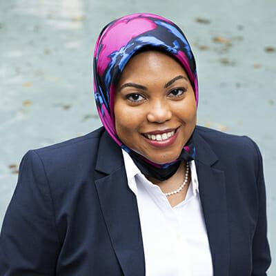 Aneesah El-Amin-Jaamia
